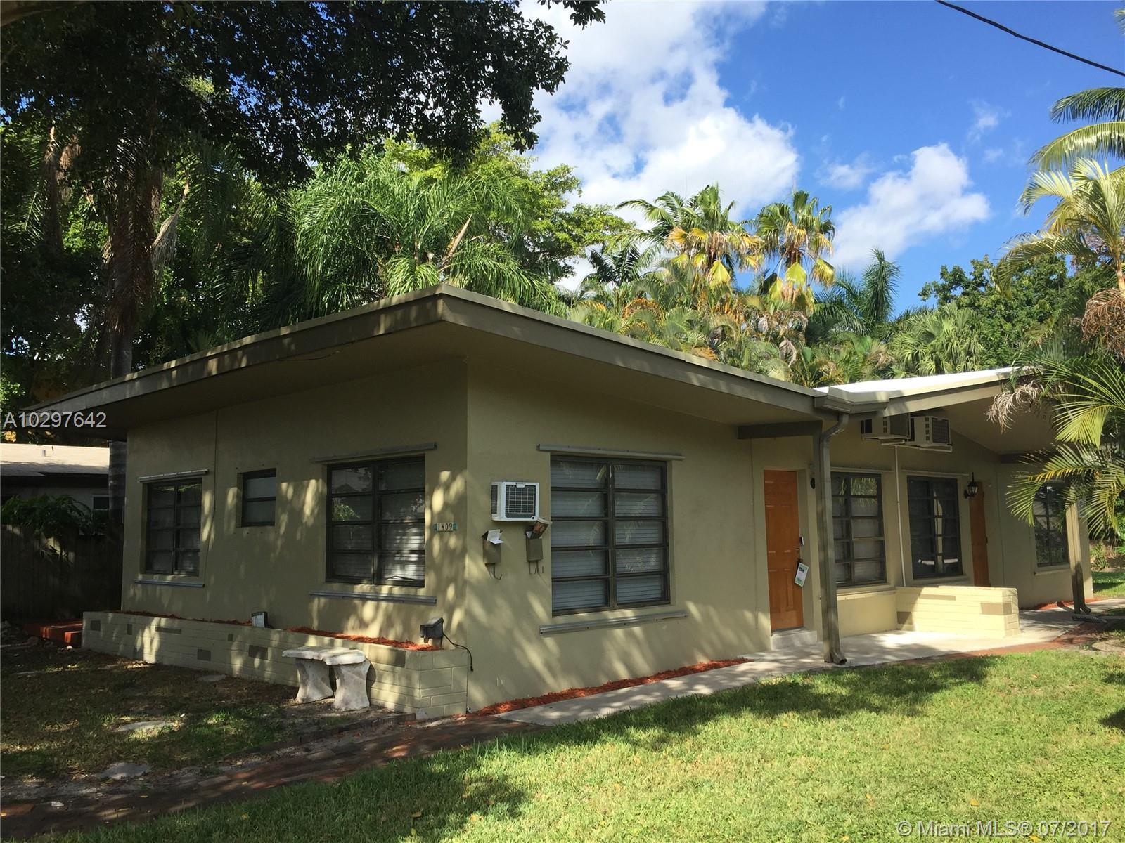 1409 NE 17th St # 1-2, Fort Lauderdale, FL 33305