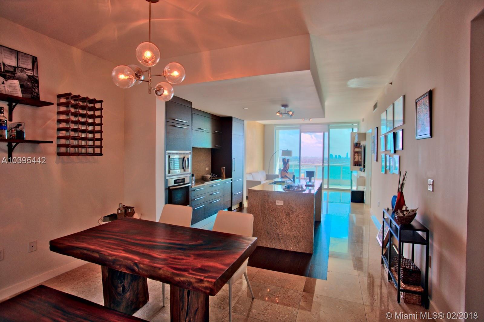 900 Biscayne Bl #2504, Miami FL, 33132