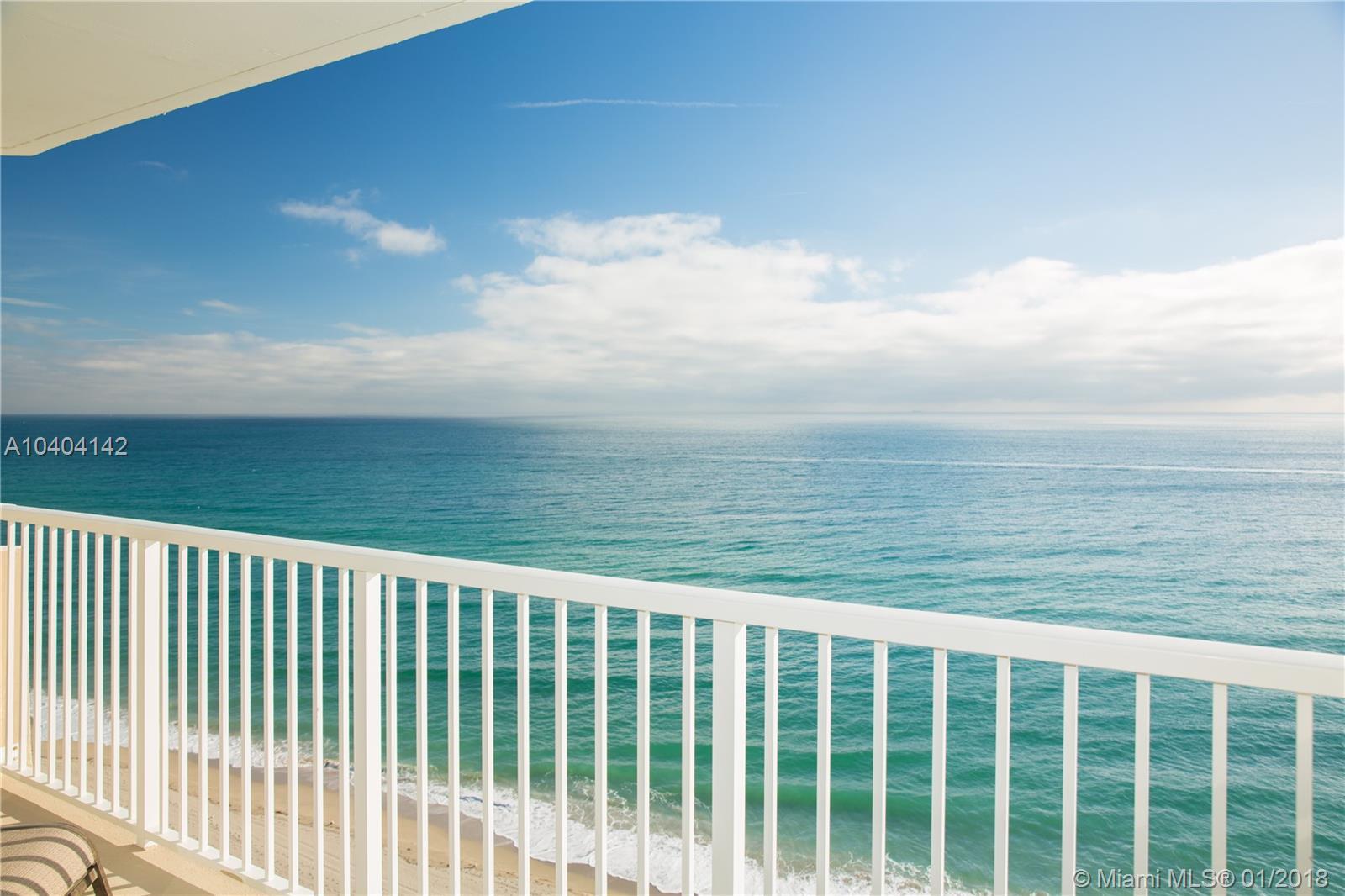 1950 S Ocean Dr #12Q, Hallandale FL, 33009