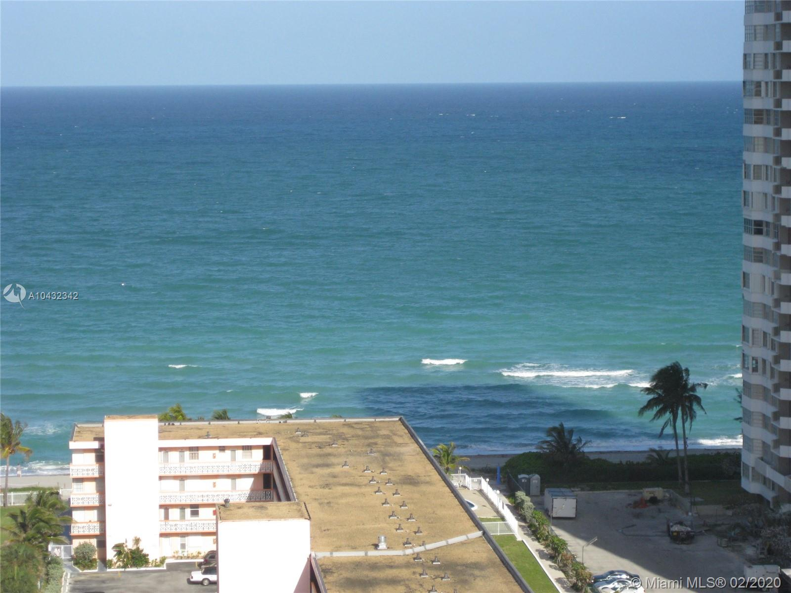 1945 S Ocean Dr #1205, Hallandale FL, 33009