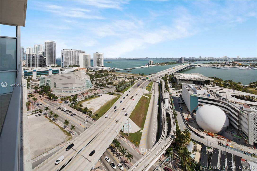 1100 Biscayne Bl #2304, Miami FL, 33132
