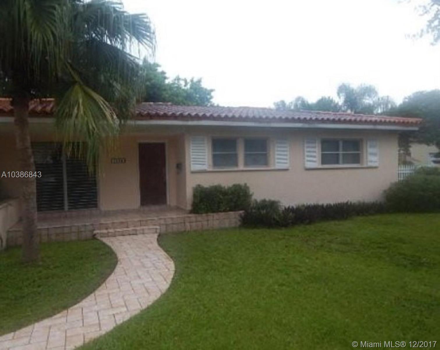 1525 Palancia Ave, Coral Gables FL, 33146
