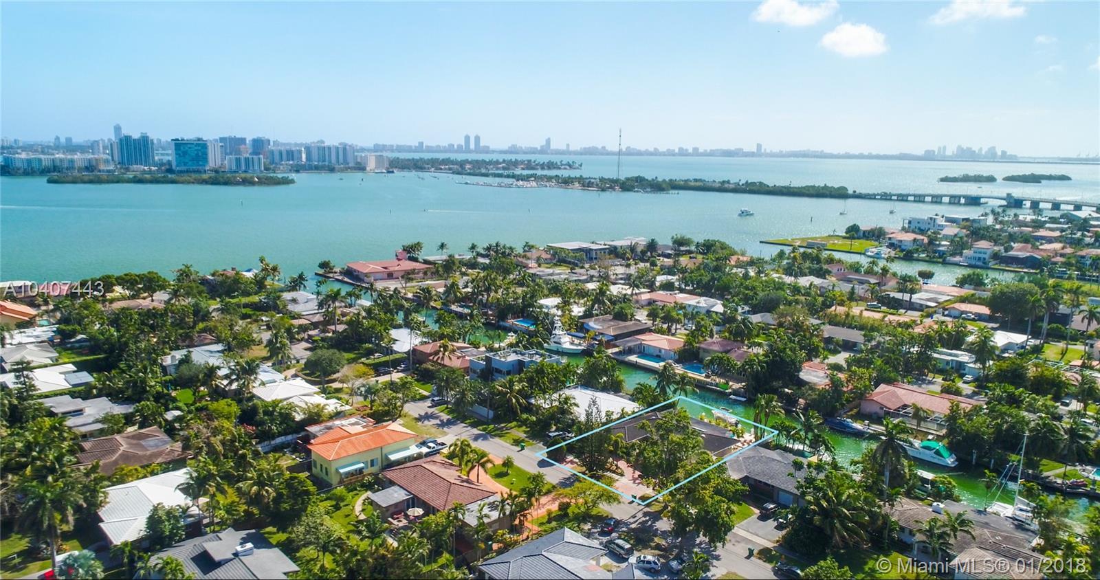 1140 Ne 87th St, Miami FL, 33138