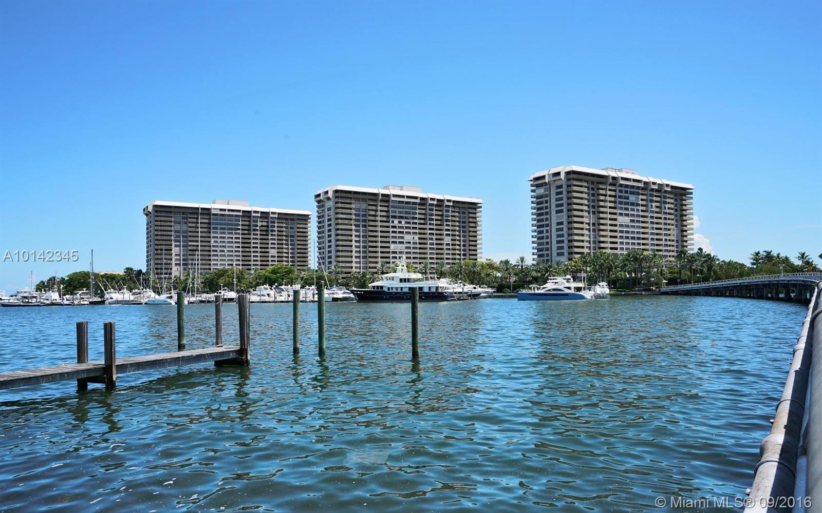2 Grove Isle Dr # B508, Miami , FL 33133