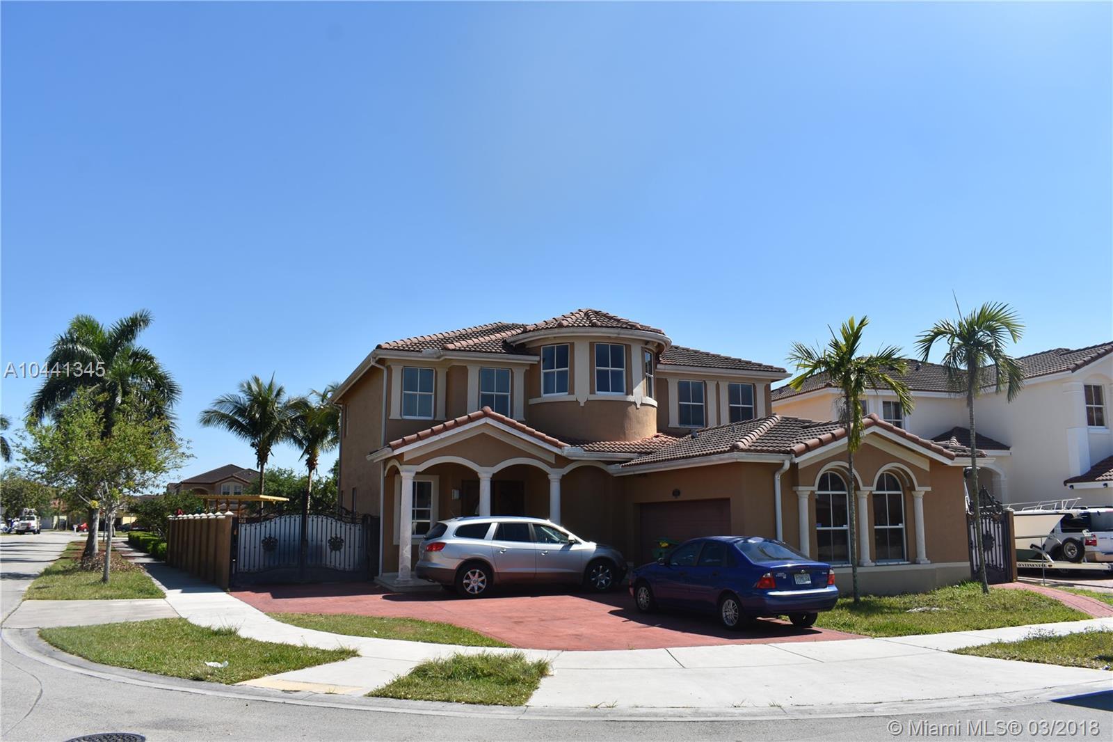 15076 SW 20 Ln, Miami FL, 33185