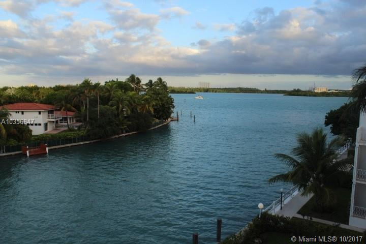 10180 W Bay Harbor Dr #4B, Bay Harbor Islands FL, 33154