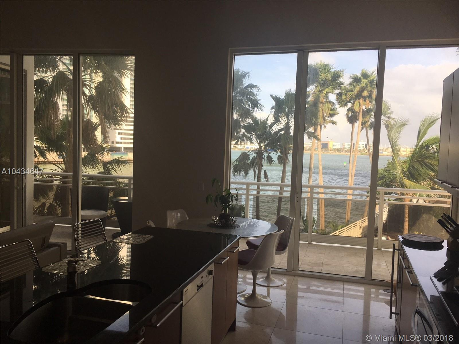 901 Brickell Key Blvd #408, Miami FL, 33131