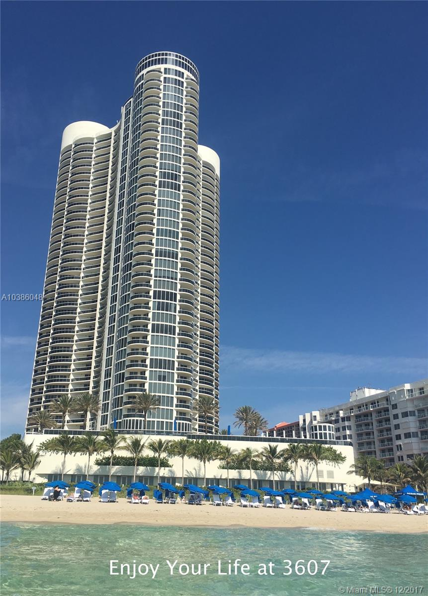 17201 Collins Ave # 3607, Sunny Isles Beach , FL 33160