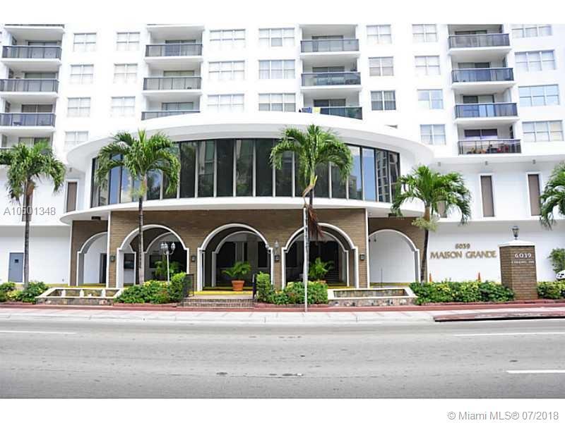 6039 Collins Ave #624, Miami Beach FL, 33140
