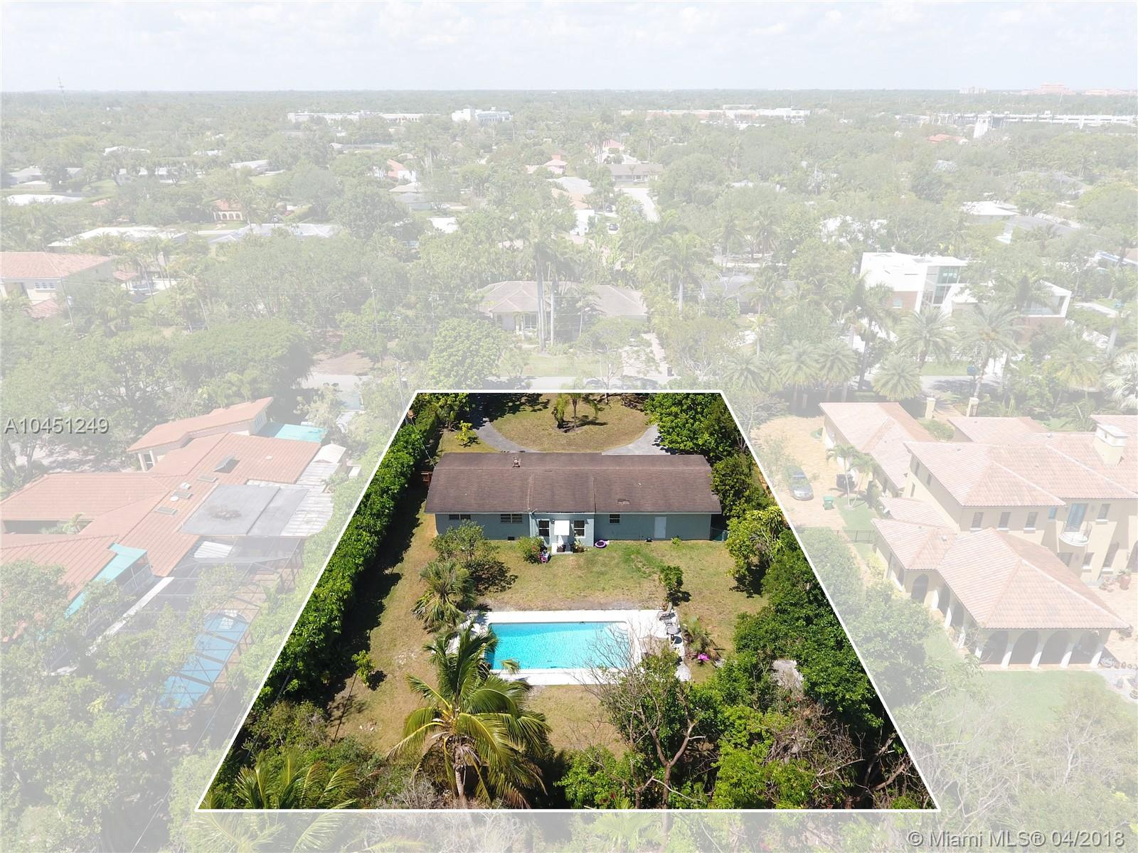 10725 Sw 74th Ave, Pinecrest FL, 33156