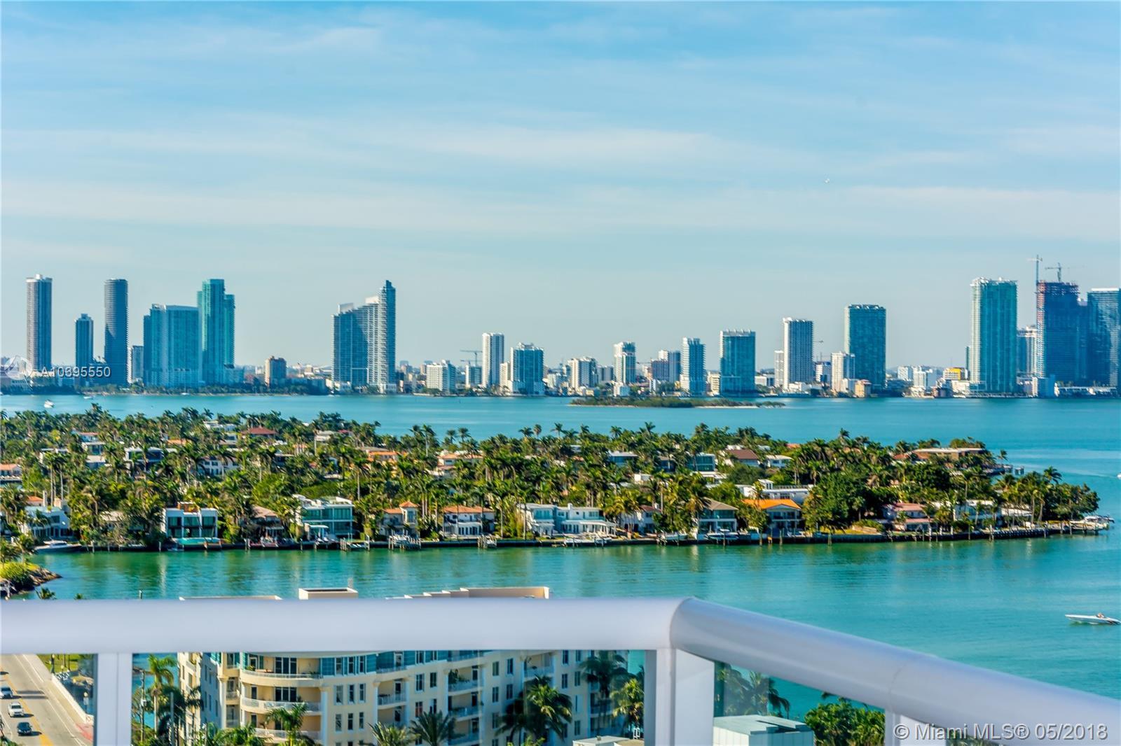 10 Venetian Way #1802, Miami Beach FL, 33139
