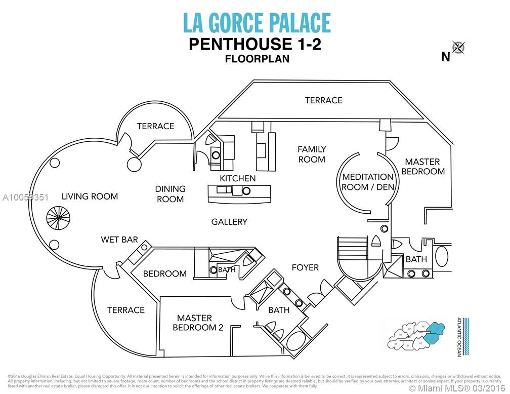 La Gorce Palace