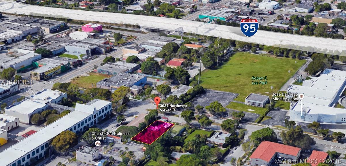 3037 NW 5th Ave, Miami , FL 33127