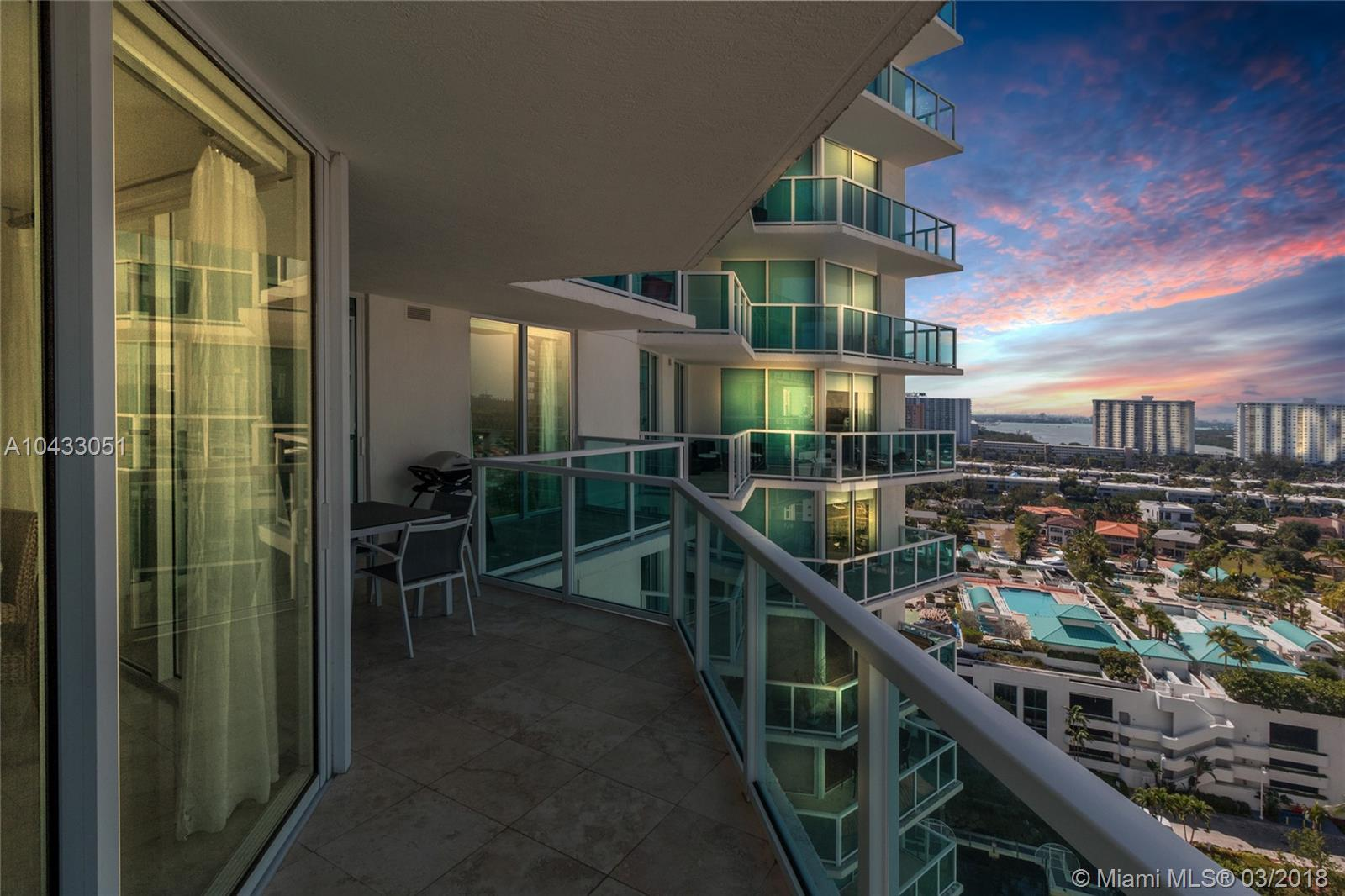 200 Sunny Isles Blvd #2-1603, Sunny Isles Beach FL, 33160