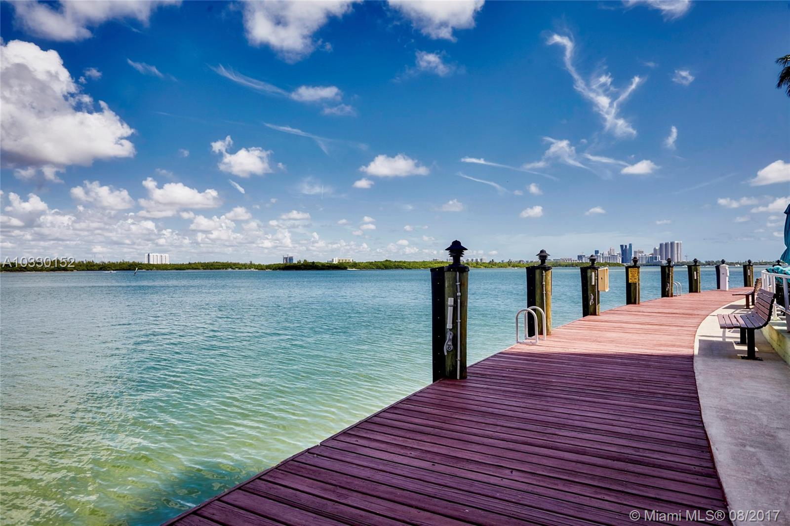 10350 W Bay Harbor Dr # 6D, Bay Harbor Islands , FL 33154