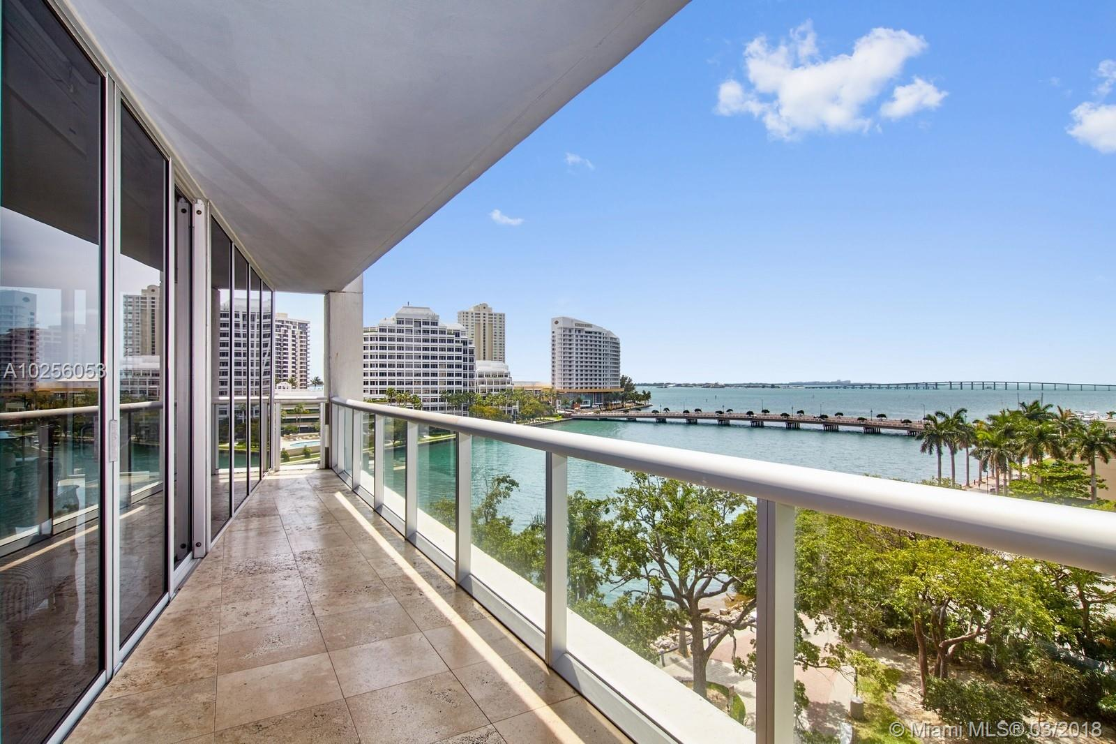 495 Brickell Ave #701, Miami FL, 33131
