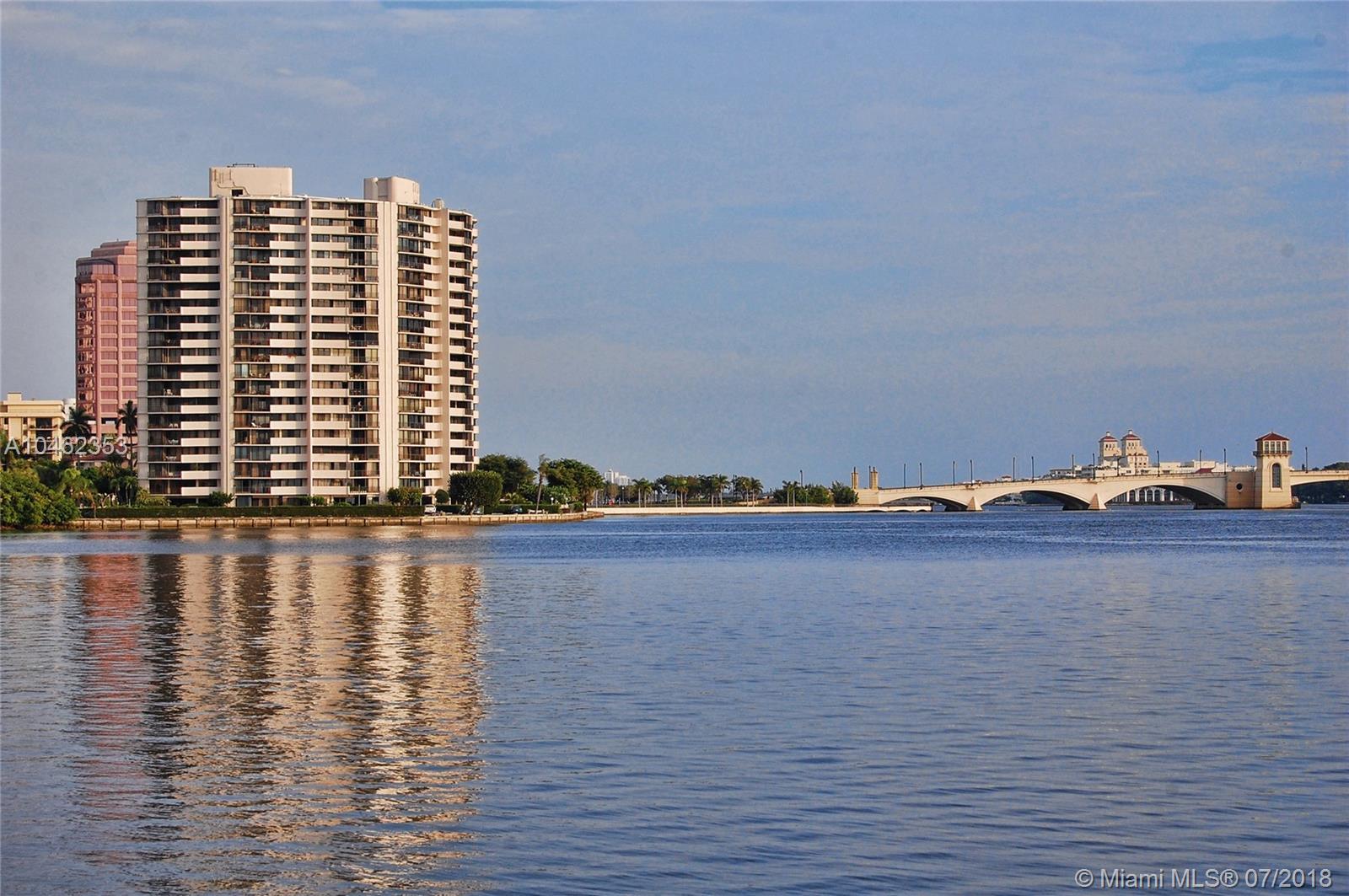 1200 S Flagler Drive #403, West Palm Beach FL, 33401