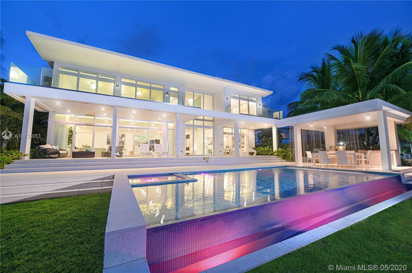 Miami & Miami Beach Waterfront Homes for Sale & Rent