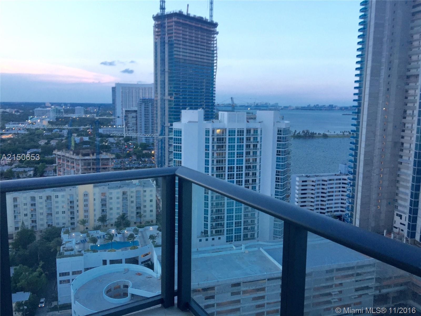 460 Ne 28 St #2501, Miami FL, 33137