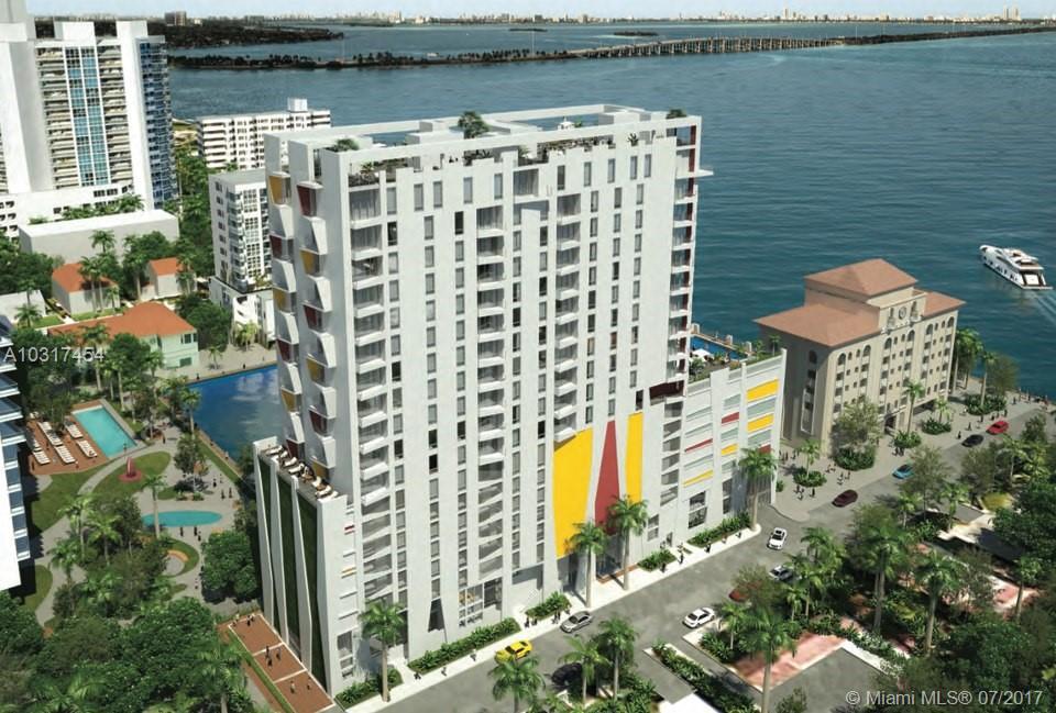 601 Ne 27th St #1401, Miami FL, 33137
