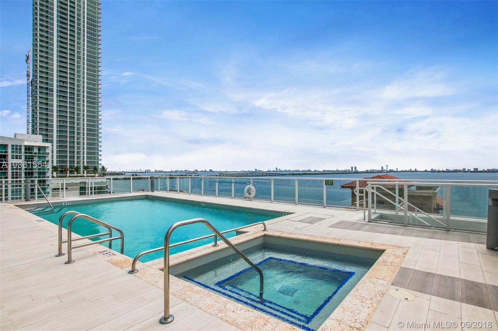 601 Ne 27th St #1508, Miami FL, 33137