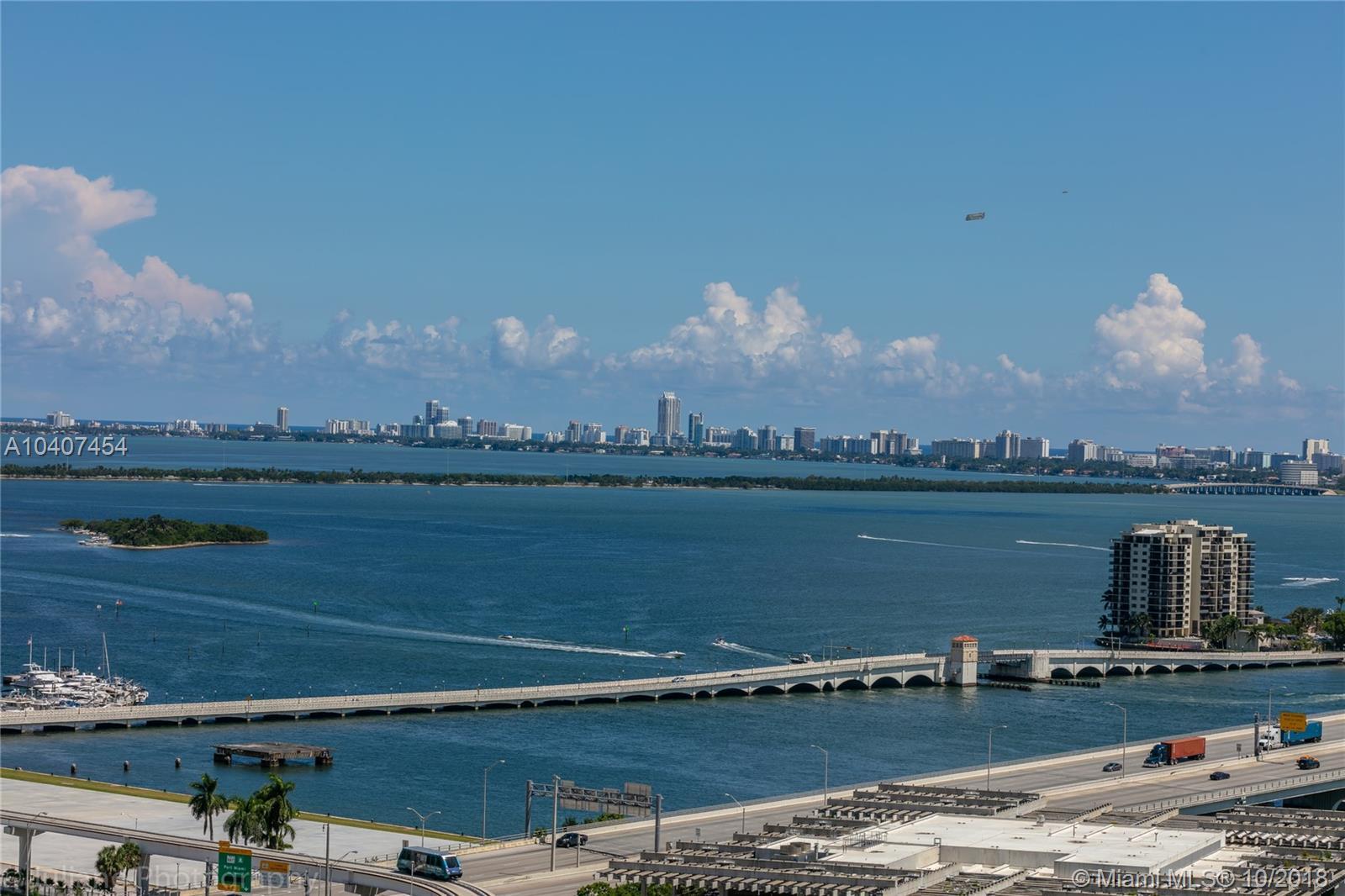 900 Biscayne Blvd #2609, Miami FL, 33132