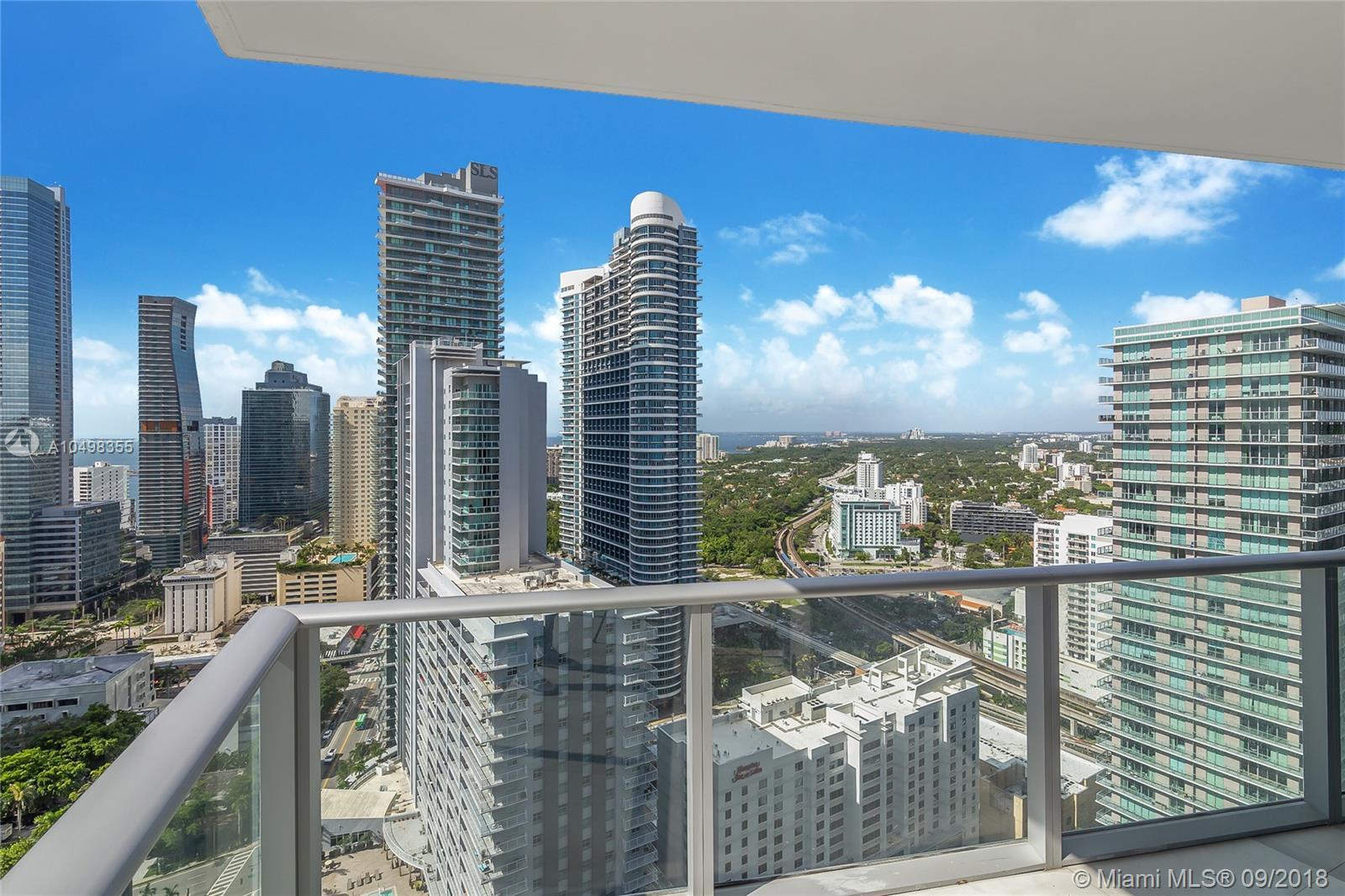 1100 S Miami Ave #3301, Miami FL, 33130