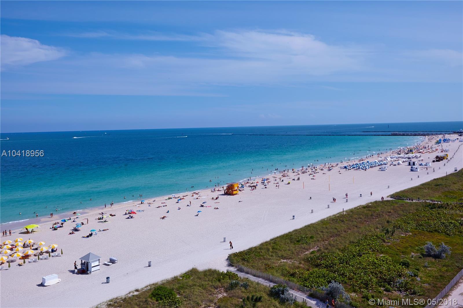 345 Ocean Dr #1116, Miami Beach FL, 33139