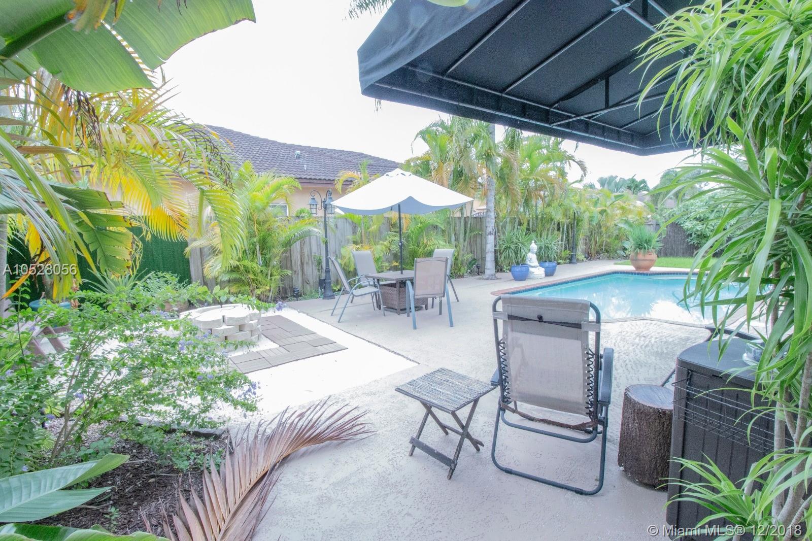 1238 Sw 154th Ct, Miami FL, 33194