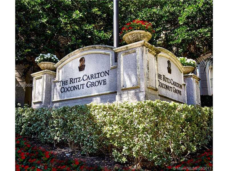 Ritz Carlton Coconut Grove South