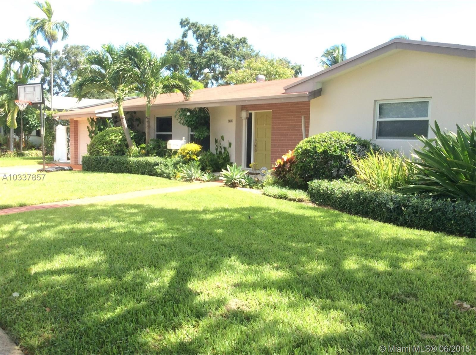 20605 Ne 22nd Ave, Miami FL, 33180