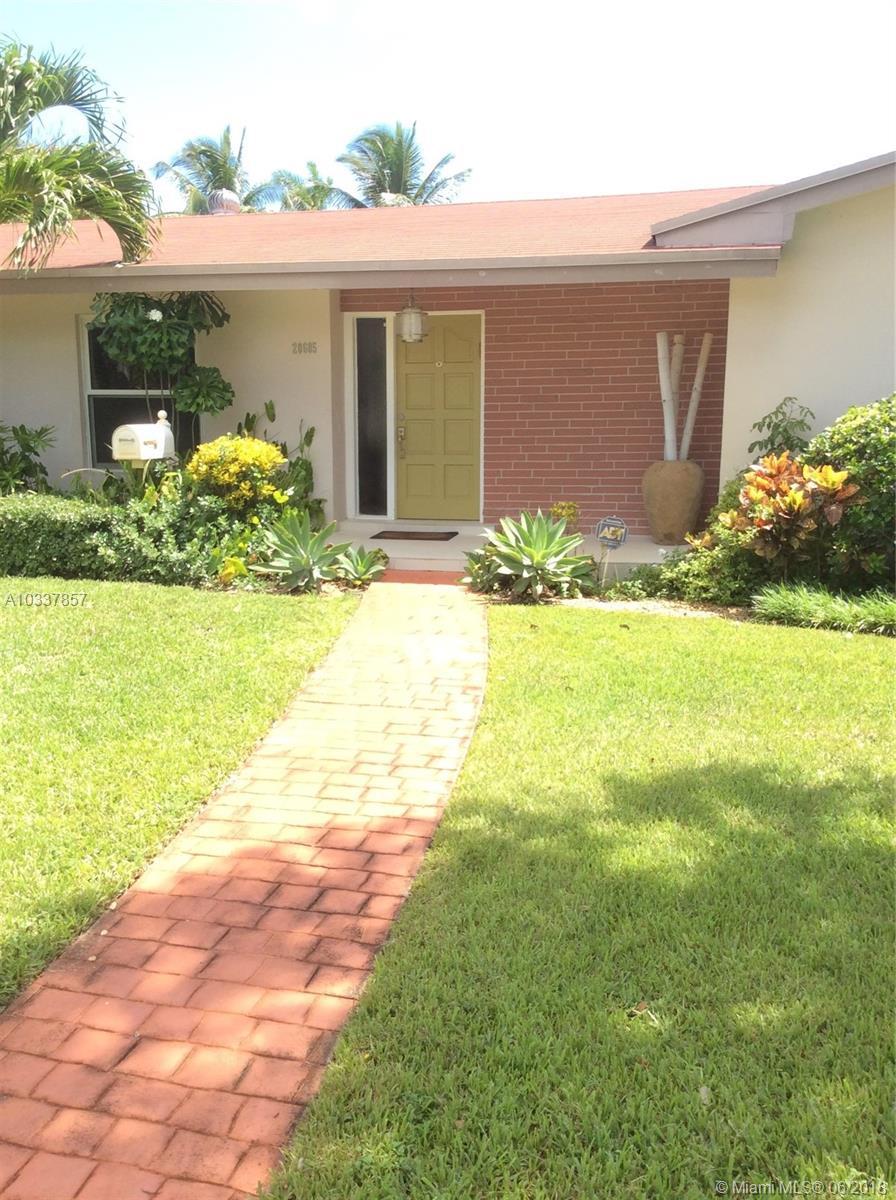 20605 NE 22nd Ave, Miami , FL 33180