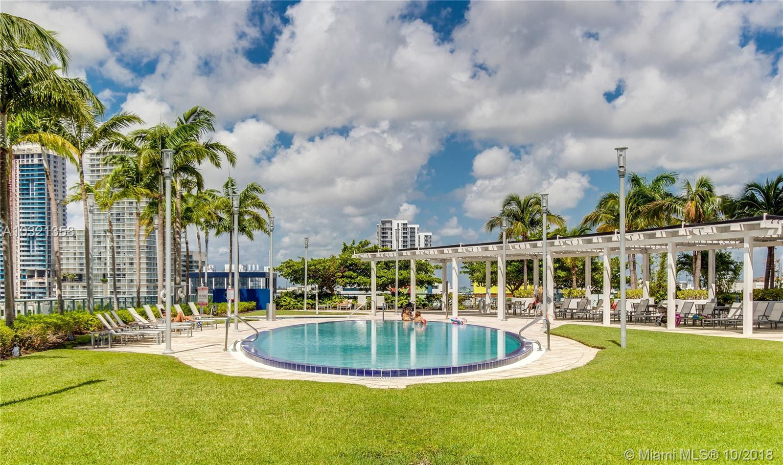 601 Ne 36th St #PH4, Miami FL, 33137