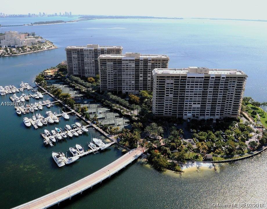 2 Grove Isle Dr #B605, Miami FL, 33133