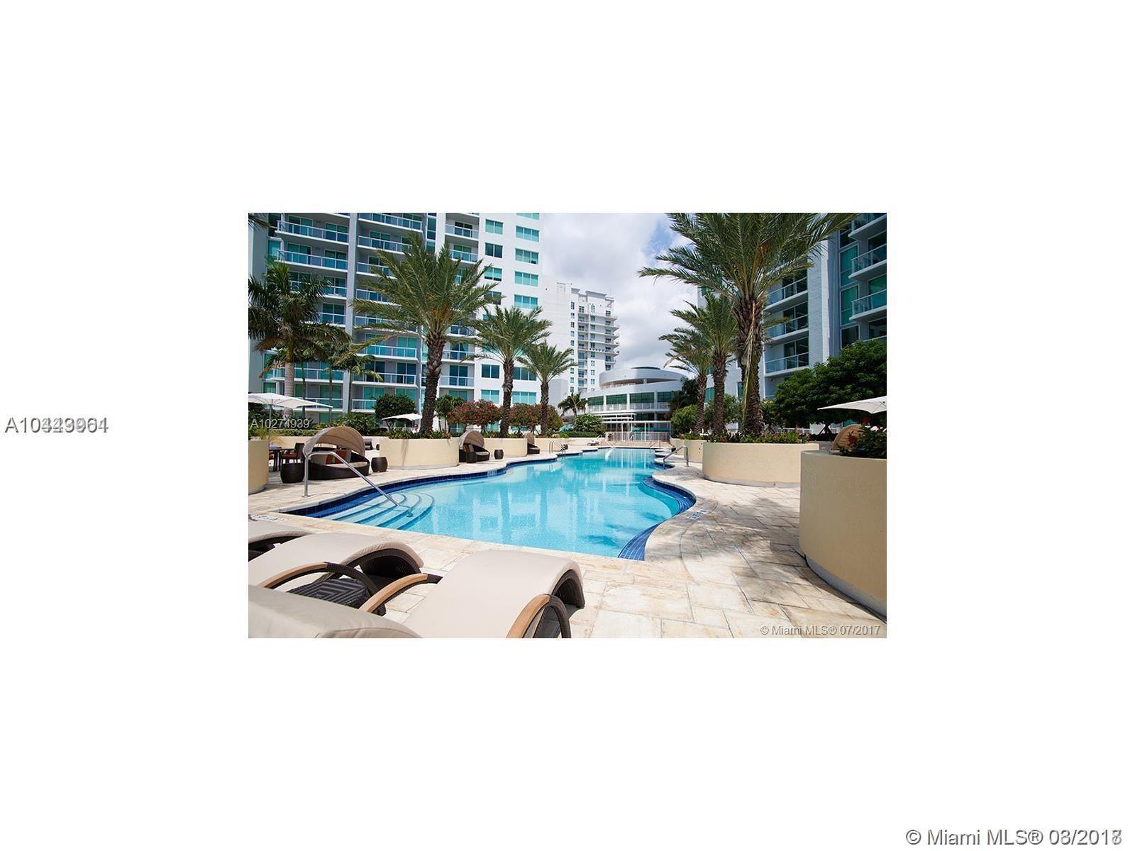 244 Biscayne Blvd #3702, Miami FL, 33132