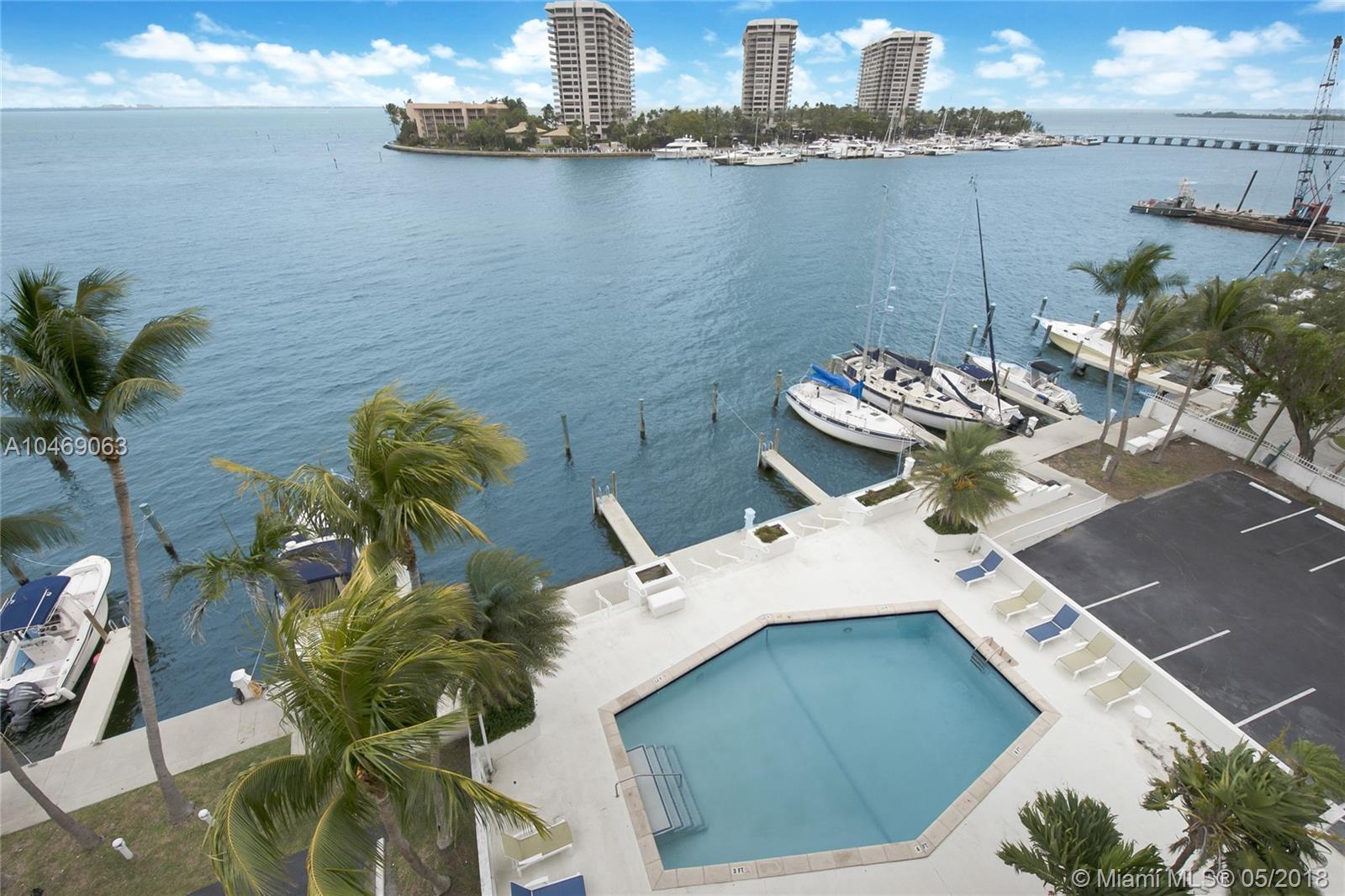 1600 S Bayshore Ln #6A, Coconut Grove FL, 33133