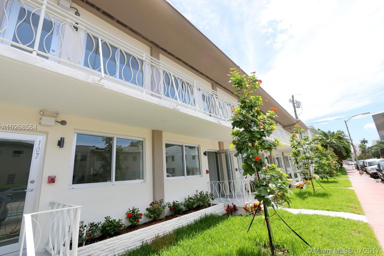 1601 Meridian Ave # 109, Miami Beach, FL 33139