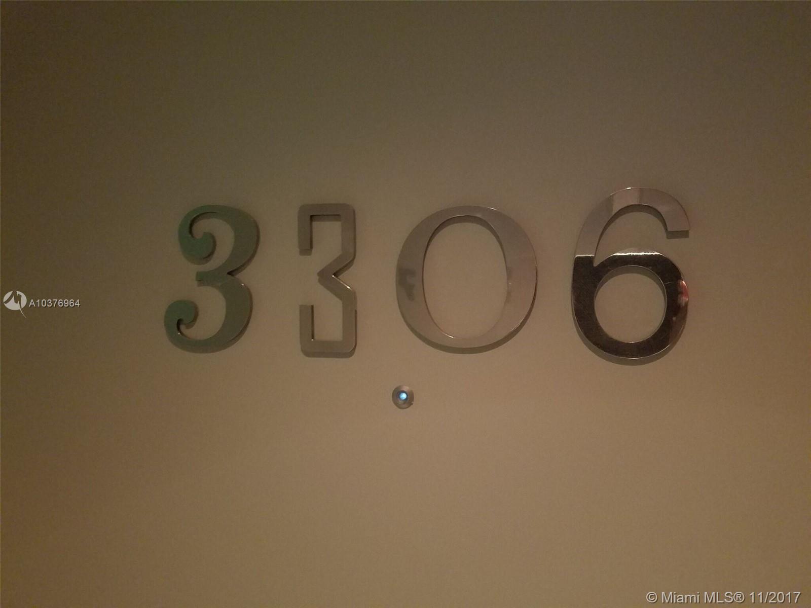 1300 S Miami Av #3306, Miami FL, 33130