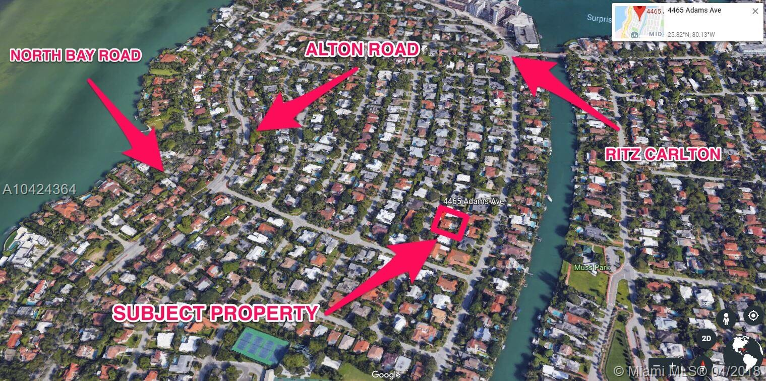 4465 Adams Ave, Miami Beach FL, 33140