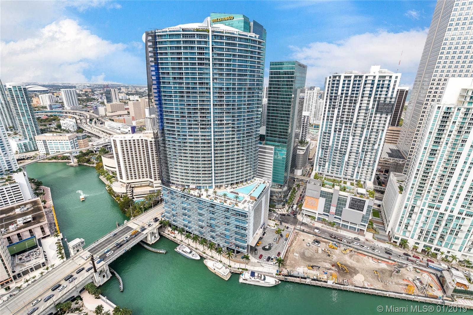 465 Brickell Ave #4302, Miami | MLS# A10538164 | Closed Rental