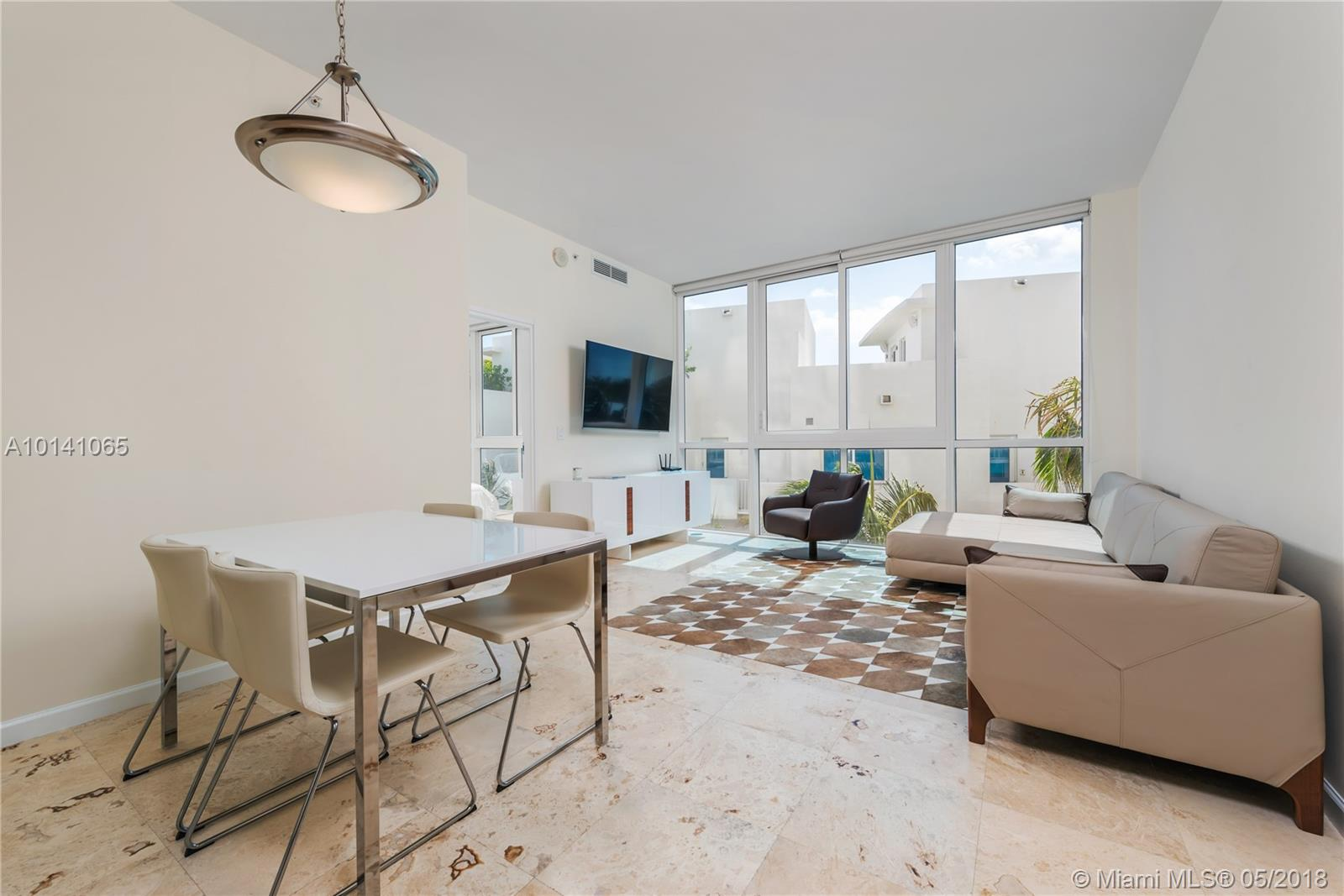 50 S Pointe Drve #601, Miami Beach FL, 33139