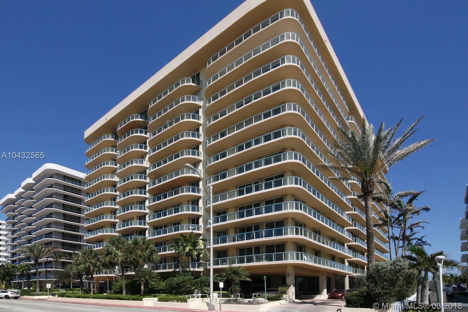 8855 Collins Ave #6A, Surfside FL, 33154