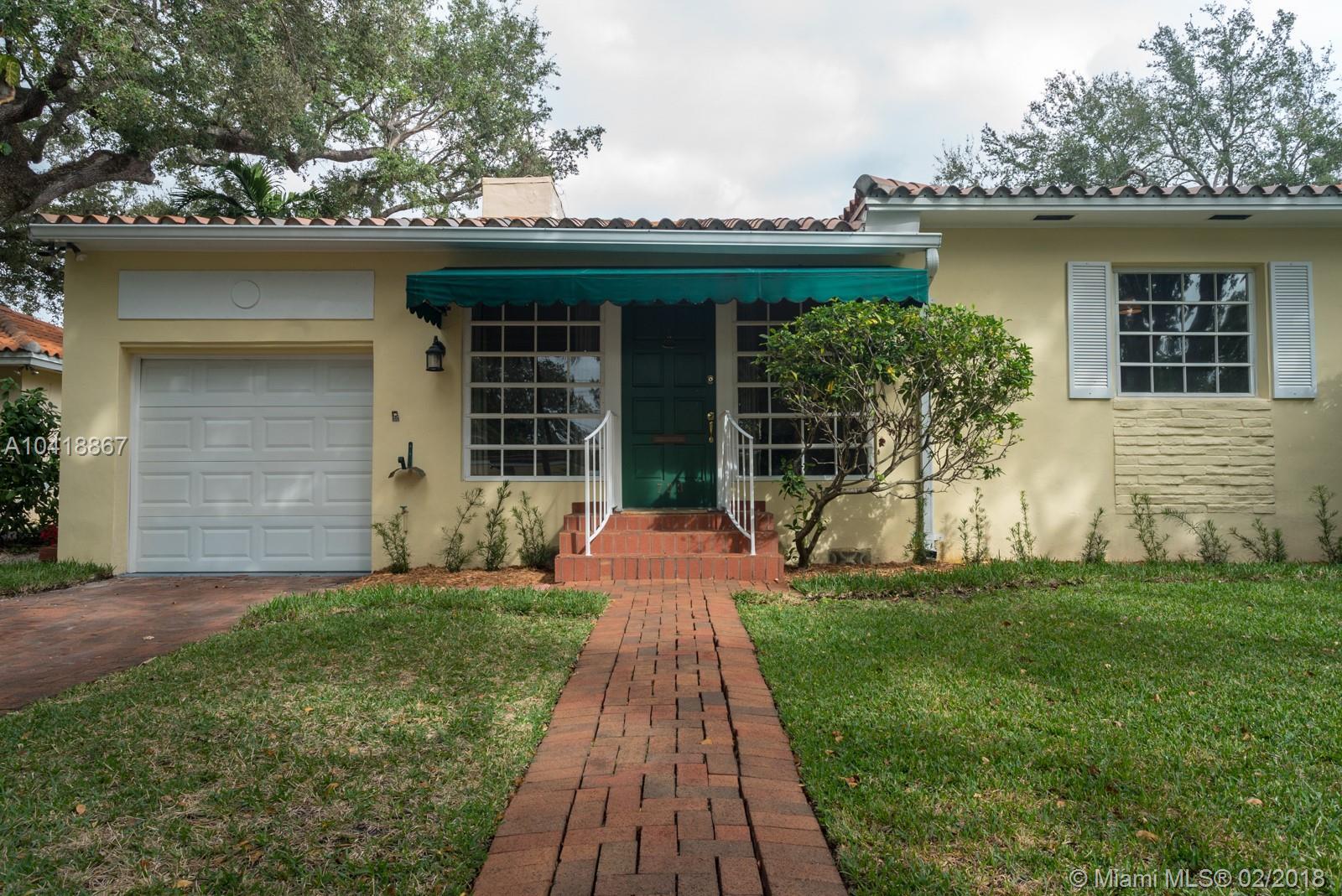723 Santander Ave, Coral Gables FL, 33134