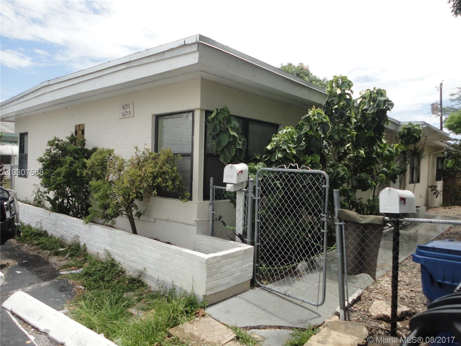 16011 NE 19th Ct # 16011, North Miami Beach, FL 33162