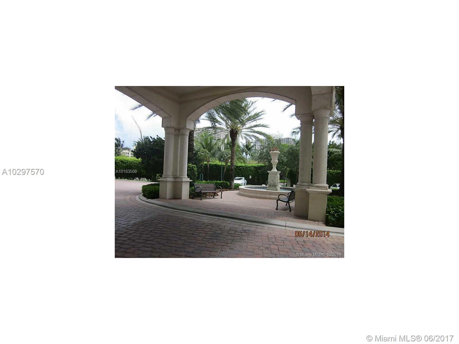 19900 E Country Club Dr #1206, Aventura FL, 33180