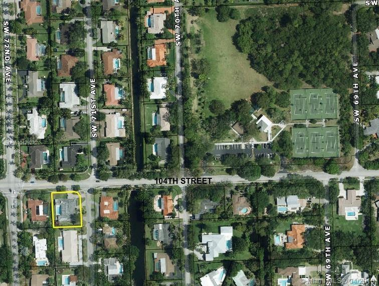 10410 Sw 71st Ave, Pinecrest FL, 33156