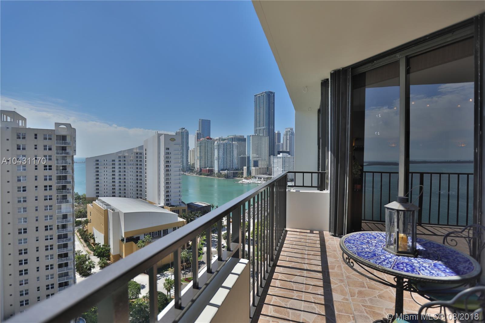 520 Brickell Key Dr. #A2013, Miami FL, 33131