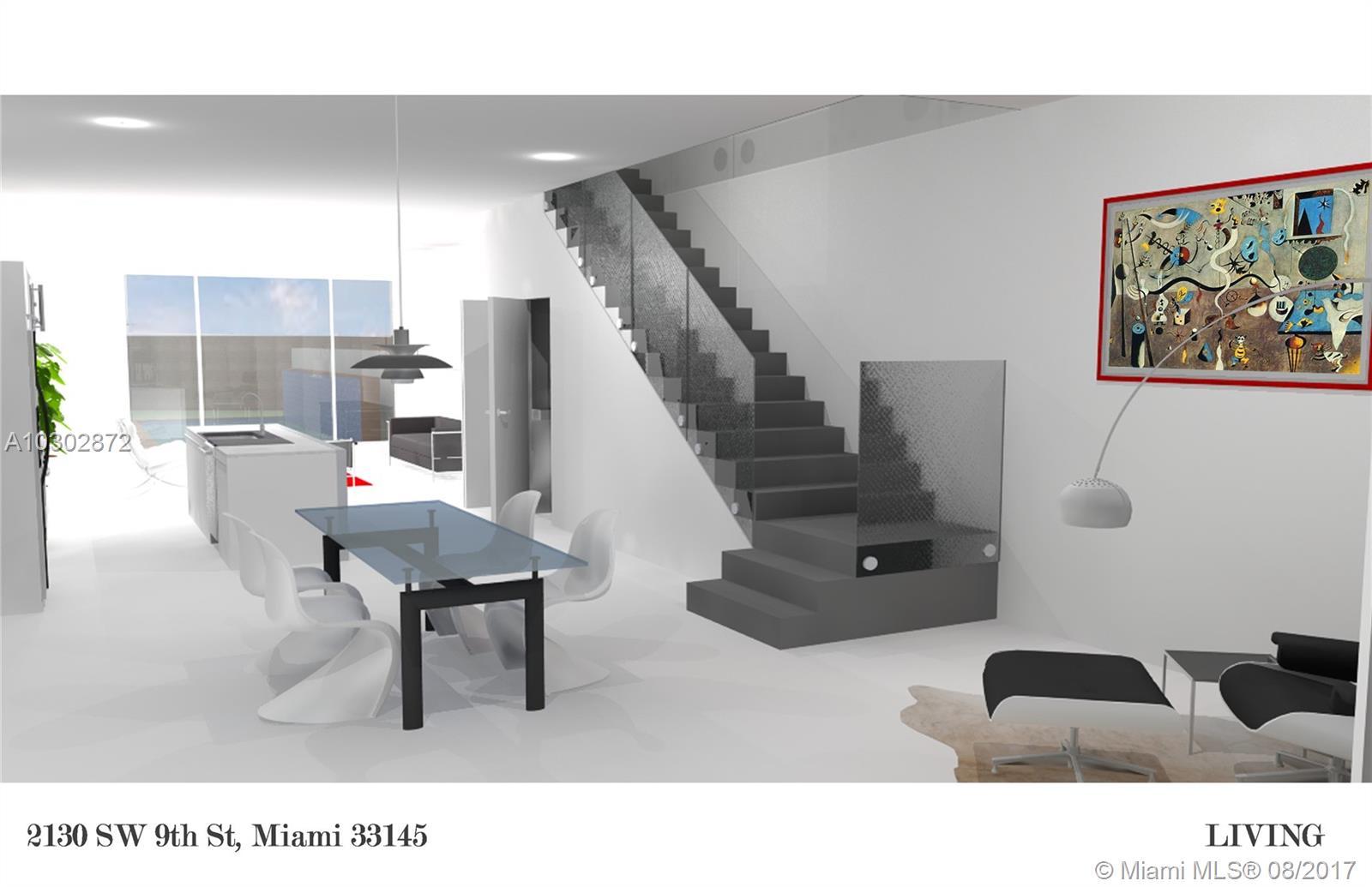 2130 SW 9 Street, Miami , FL 33135