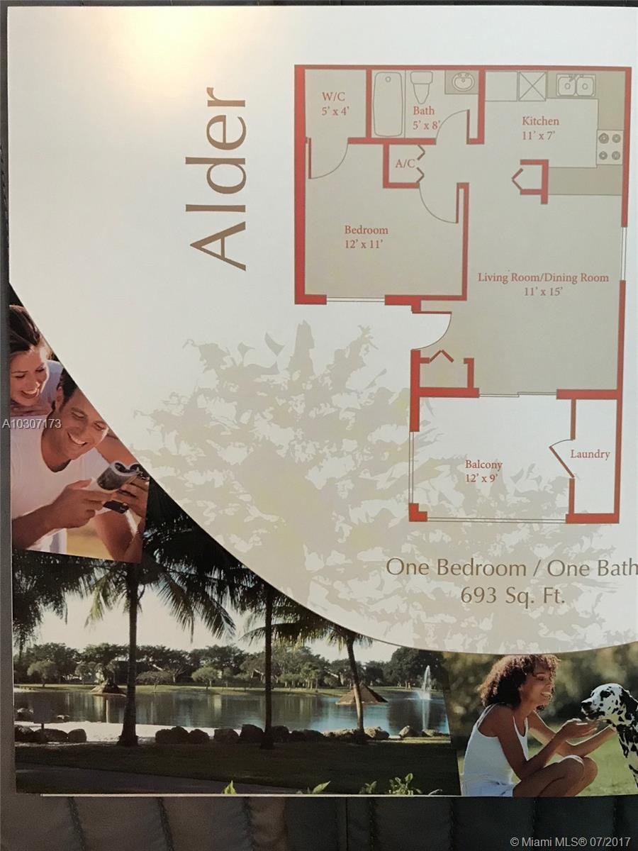 15325 SW 106th Ter # 612, Miami, FL 33196