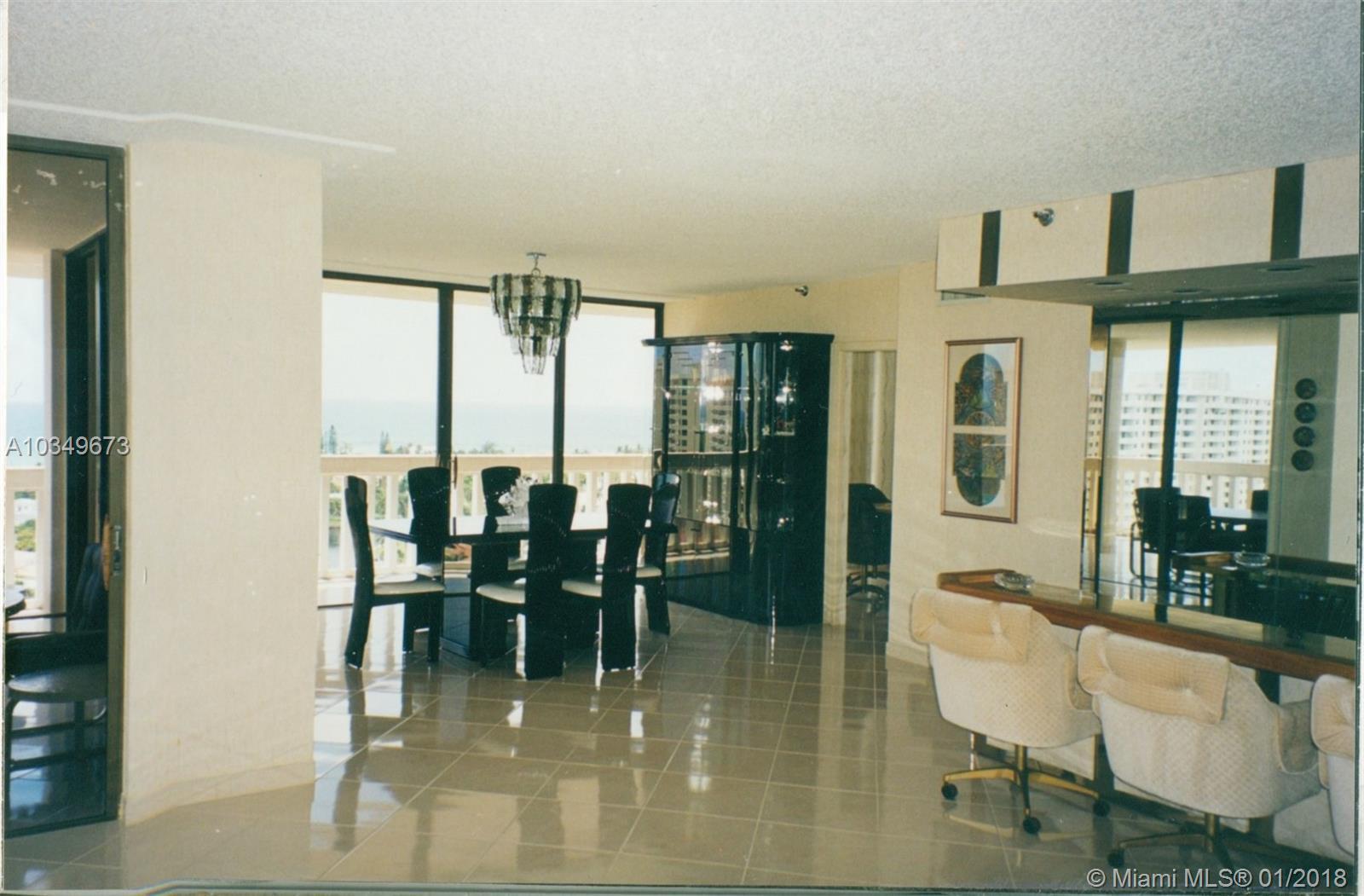 19667 Turnberry Way #15K, Aventura FL, 33180